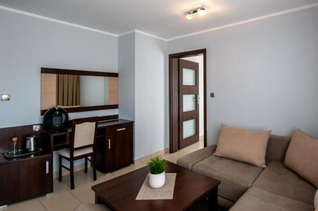 Apartament RODZINNY Pensjonat Słoneczna Rafa