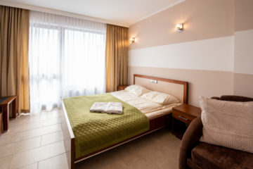 Apartament KOMFORT 2-osobowy Pensjonat Słoneczna Rafa