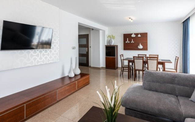 Apartament LUX Pensjonat Słoneczna Rafa